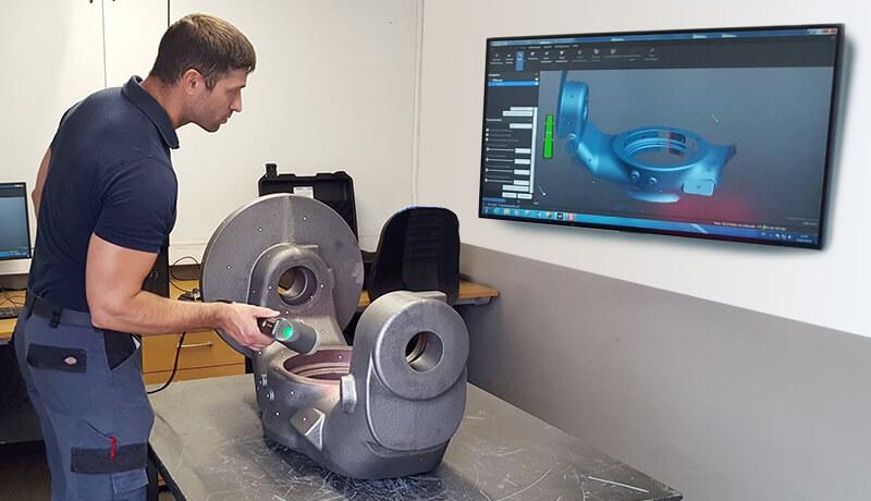 Schonlau-Werke-Qualitaetssichrung-3D-Scan-Messraum
